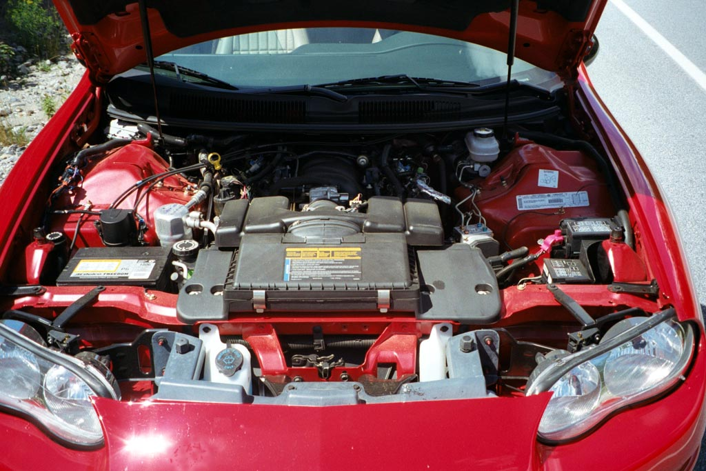 Chevrolet Camaro Z28 Pictures
